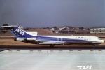 tassさんが、名古屋飛行場で撮影した全日空 727-281/Advの航空フォト(飛行機 写真・画像)
