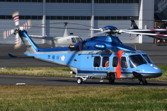 航空フォト:JA12MP 警視庁