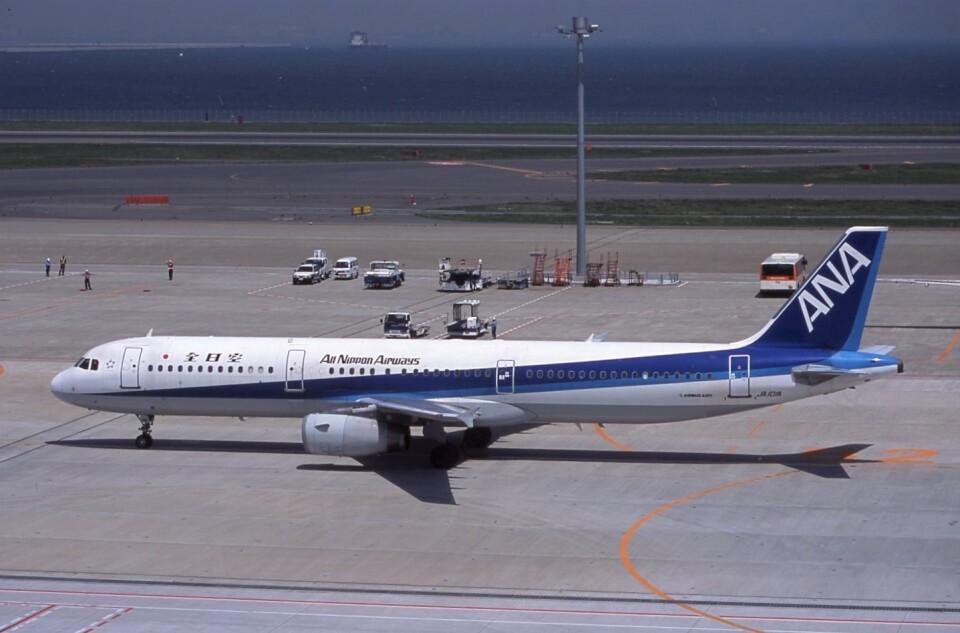 kumagorouさんの全日空 Airbus A321 (JA101A) 航空フォト