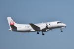 ぬま_FJHさんが、札幌飛行場で撮影した北海道エアシステム 340B/Plusの航空フォト(飛行機 写真・画像)