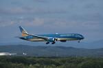 ぬま_FJHさんが、新千歳空港で撮影したベトナム航空 787-10の航空フォト(飛行機 写真・画像)