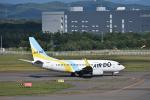 ぬま_FJHさんが、新千歳空港で撮影したAIR DO 737-781の航空フォト(飛行機 写真・画像)