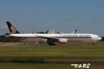 tassさんが、成田国際空港で撮影したシンガポール航空 777-312の航空フォト(飛行機 写真・画像)