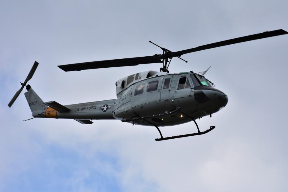 RyuRyu1212さんのアメリカ空軍 Bell UH-1 Iroquois / Huey (69-6639) 航空フォト