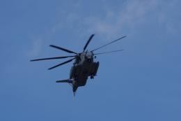 ぼくちゃんさんが、横田基地で撮影したアメリカ海兵隊 CH-53Eの航空フォト(飛行機 写真・画像)