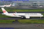 Chofu Spotter Ariaさんが、羽田空港で撮影した日本航空 A350-941の航空フォト(飛行機 写真・画像)