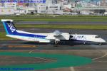 Chofu Spotter Ariaさんが、福岡空港で撮影したANAウイングス DHC-8-402Q Dash 8の航空フォト(飛行機 写真・画像)