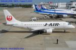 Chofu Spotter Ariaさんが、福岡空港で撮影したジェイエア ERJ-170-100 (ERJ-170STD)の航空フォト(飛行機 写真・画像)