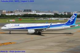 Chofu Spotter Ariaさんが、福岡空港で撮影した全日空 A321-211の航空フォト(飛行機 写真・画像)