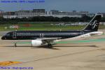 Chofu Spotter Ariaさんが、福岡空港で撮影したスターフライヤー A320-214の航空フォト(飛行機 写真・画像)