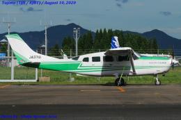 Chofu Spotter Ariaさんが、但馬空港で撮影したアドバンス・エア・スポーツ T207A Turbo Stationair 7の航空フォト(飛行機 写真・画像)