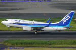 Chofu Spotter Ariaさんが、羽田空港で撮影した全日空 737-781の航空フォト(飛行機 写真・画像)