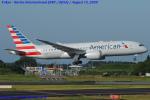 Chofu Spotter Ariaさんが、成田国際空港で撮影したアメリカン航空 787-8 Dreamlinerの航空フォト(飛行機 写真・画像)