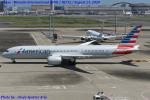 Chofu Spotter Ariaさんが、羽田空港で撮影したアメリカン航空 787-9の航空フォト(飛行機 写真・画像)