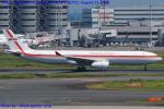 Chofu Spotter Ariaさんが、羽田空港で撮影したガルーダ・インドネシア航空 A330-343Xの航空フォト(飛行機 写真・画像)