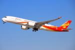 masa707さんが、ロサンゼルス国際空港で撮影した香港航空 A350-941の航空フォト(飛行機 写真・画像)