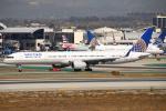 masa707さんが、ロサンゼルス国際空港で撮影したユナイテッド航空 757-324の航空フォト(飛行機 写真・画像)