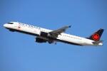 masa707さんが、ロサンゼルス国際空港で撮影したエア・カナダ A321-211の航空フォト(飛行機 写真・画像)