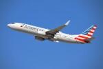 masa707さんが、ロサンゼルス国際空港で撮影したアメリカン航空 737-823の航空フォト(飛行機 写真・画像)