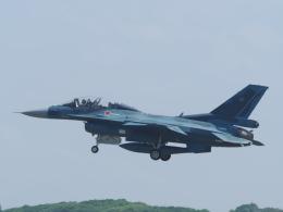 ジジさんが、築城基地で撮影した航空自衛隊 F-2Bの航空フォト(飛行機 写真・画像)