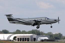 JETBIRDさんが、モントリオール・ピエール・エリオット・トルドー国際空港で撮影したPanorama Aviation PC-12/45の航空フォト(飛行機 写真・画像)