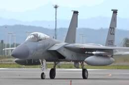 YouKeyさんが、千歳基地で撮影したアメリカ空軍 F-15C-31-MC Eagleの航空フォト(飛行機 写真・画像)