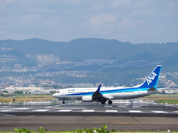 hirohirokinさんが、伊丹空港で撮影した全日空 737-881の航空フォト(飛行機 写真・画像)