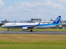 hirohirokinさんが、伊丹空港で撮影した全日空 A321-211の航空フォト(飛行機 写真・画像)