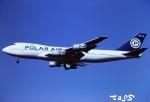 tassさんが、成田国際空港で撮影したポーラーエアカーゴ 747-132(SF)の航空フォト(飛行機 写真・画像)
