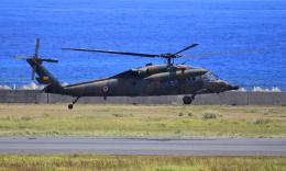 CL&CLさんが、奄美空港で撮影した陸上自衛隊 UH-60JAの航空フォト(飛行機 写真・画像)