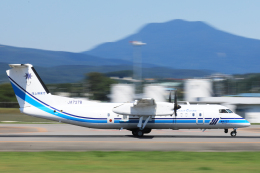 syo12さんが、函館空港で撮影した海上保安庁 DHC-8-315Q MPAの航空フォト(飛行機 写真・画像)