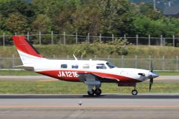 syo12さんが、函館空港で撮影した日本法人所有 PA-46-500TP Meridian M500の航空フォト(飛行機 写真・画像)