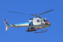 syo12さんが、函館空港で撮影した中日本航空 AS350B Ecureuilの航空フォト(飛行機 写真・画像)