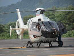 航空フォト:JA10MC スカイトレック EC135/635