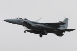 木人さんが、千歳基地で撮影した航空自衛隊 F-15DJ Eagleの航空フォト(飛行機 写真・画像)