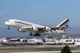 航空フォト:F-HPJB エールフランス航空 A380