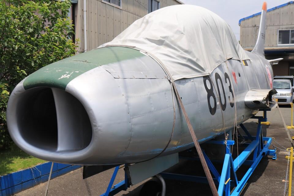 マクロス野郎さんの航空自衛隊 Fuji T-1 (95-5803) 航空フォト