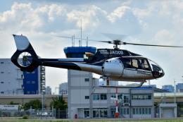 Soraya_Projectさんが、東京ヘリポートで撮影したオートパンサー EC130B4の航空フォト(飛行機 写真・画像)