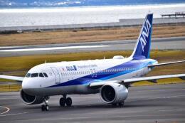 うめたろうさんが、関西国際空港で撮影した全日空 A320-271Nの航空フォト(飛行機 写真・画像)