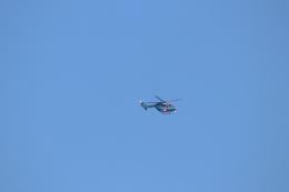 Nyankoさんが、茨城空港で撮影した茨城県警察 BK117C-1の航空フォト(飛行機 写真・画像)