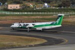 kumagorouさんが、仙台空港で撮影したボンバルディア DHC-8-402Q Dash 8の航空フォト(飛行機 写真・画像)