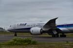 カシオペアさんが、新千歳空港で撮影した全日空 787-9の航空フォト(飛行機 写真・画像)
