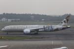 Shibataさんが、成田国際空港で撮影したエティハド航空 787-9の航空フォト(飛行機 写真・画像)