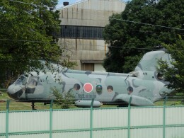 Smyth Newmanさんが、松戸駐屯地で撮影した陸上自衛隊 KV-107II-4の航空フォト(飛行機 写真・画像)