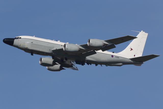 ワディントン空軍基地 - RAF Waddington [WTN/EGXW]で撮影されたワディントン空軍基地 - RAF Waddington [WTN/EGXW]の航空機写真