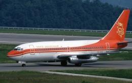 LEVEL789さんが、岡山空港で撮影した香港ドラゴン航空 737-2S3/Advの航空フォト(飛行機 写真・画像)