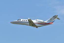 Gripen-YNさんが、能登空港で撮影した静岡エアコミュータ 525A Citation CJ2+の航空フォト(飛行機 写真・画像)