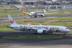 キイロイトリさんが、羽田空港で撮影した日本航空 787-9の航空フォト(飛行機 写真・画像)