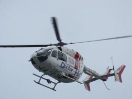 チダ.ニックさんが、静岡ヘリポートで撮影したセントラルヘリコプターサービス BK117C-2の航空フォト(飛行機 写真・画像)
