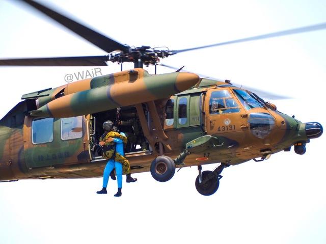 WAiRさんが、高遊原分屯地で撮影した陸上自衛隊 UH-60JAの航空フォト(飛行機 写真・画像)